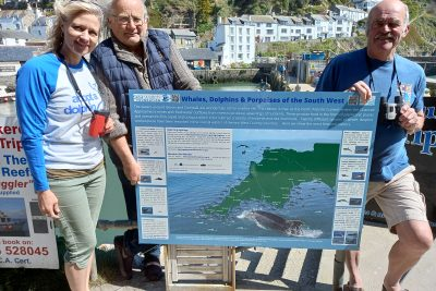 Conservation Message Spreads Throughout Cornwall