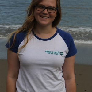 Sea Watch Volunteer Baseball Tee (Ladies)
